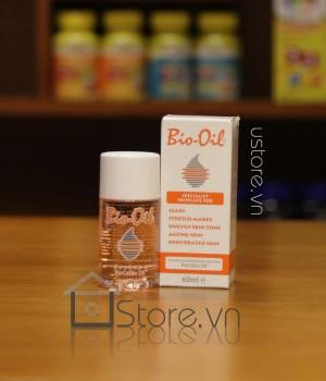 Tinh dầu Bio-Oil của úc – chống rạn da, mờ sẹo, thâm nám