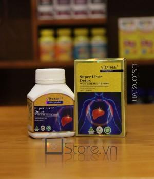 Viên-Bổ-gan-Vitatree-Super-Liver-Detox