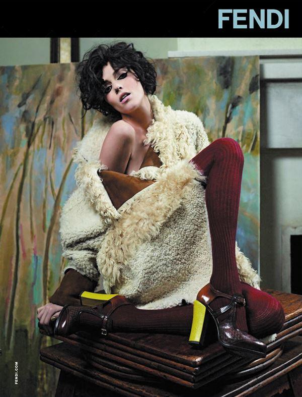 Phong cách thời trang Fendi
