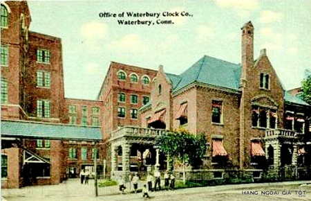 Waterbury Clock Office